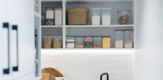 Pinterest worthy pantry
