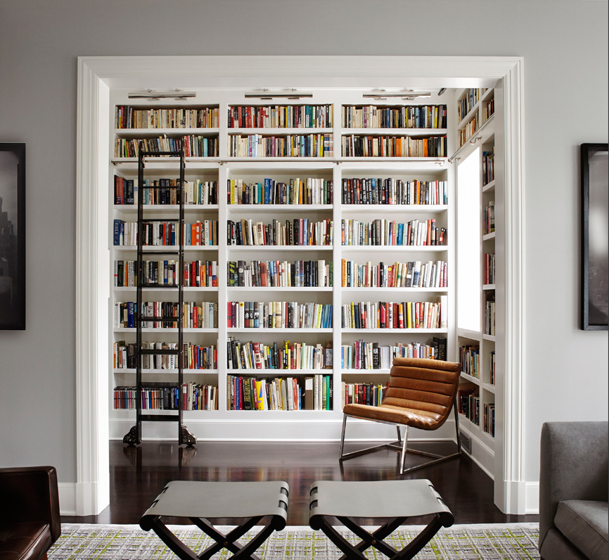 Library Nook home libraries