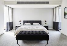 Archer interiros bedroom