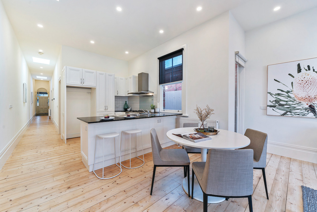Dining after property stylist is worth the cost