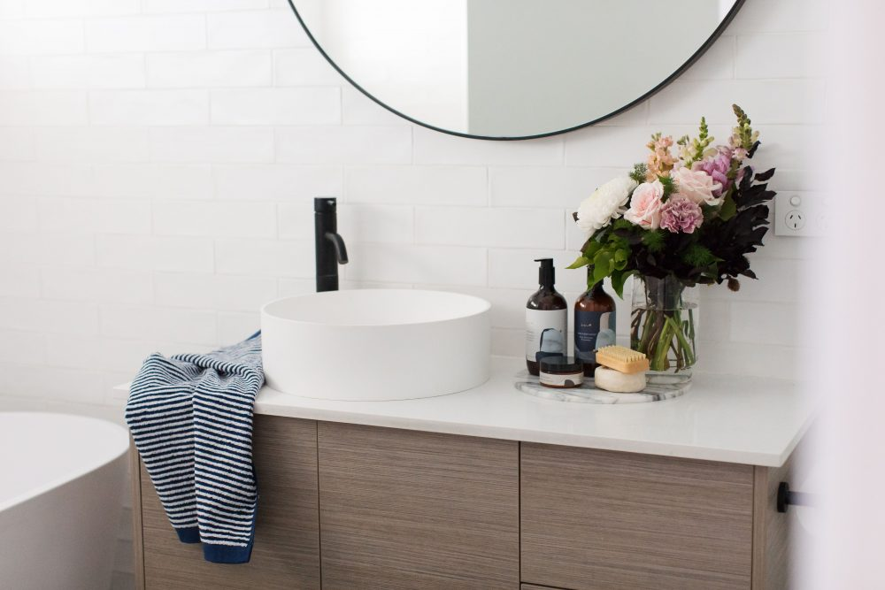Bathroom styling feature image