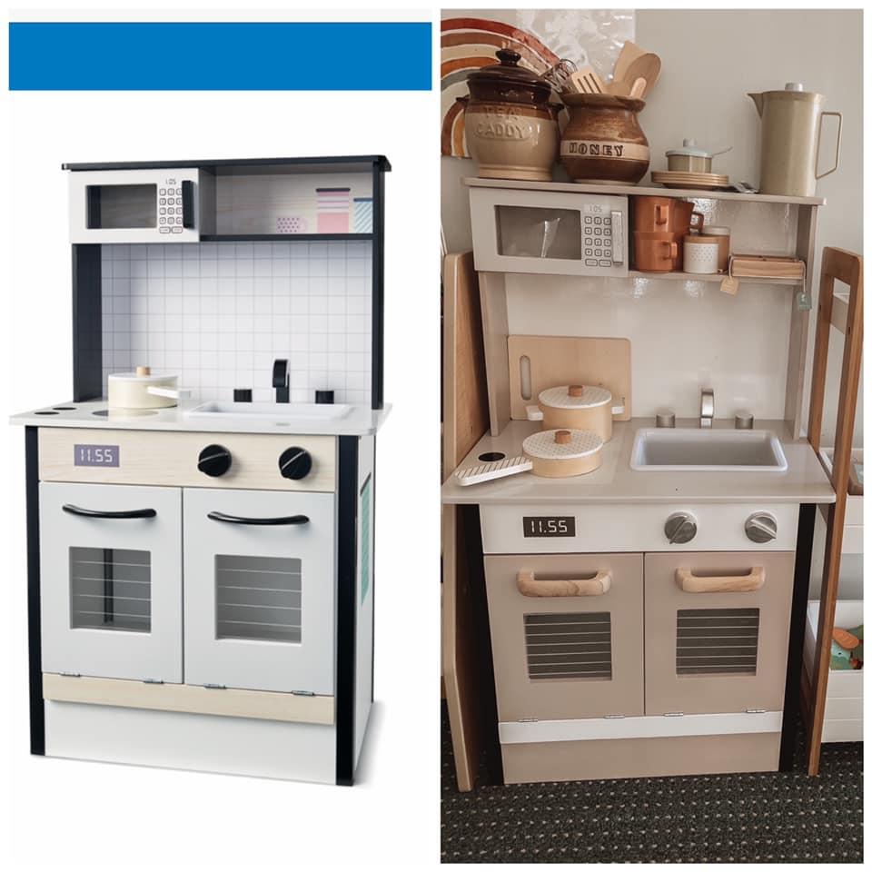 Kmart kitchen