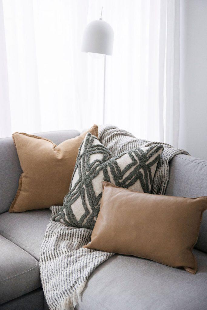 New season autumn cushions