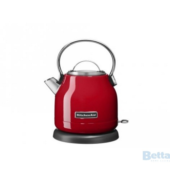 KitchenAid red kettle