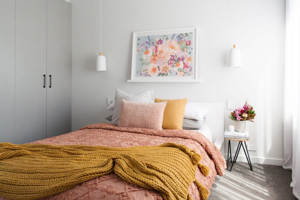Romantic autumn bedroom landcape 5 years of Style Curator