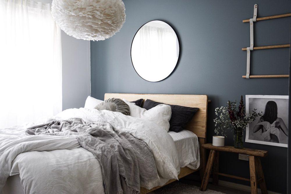 Ecosa bed in bedroom