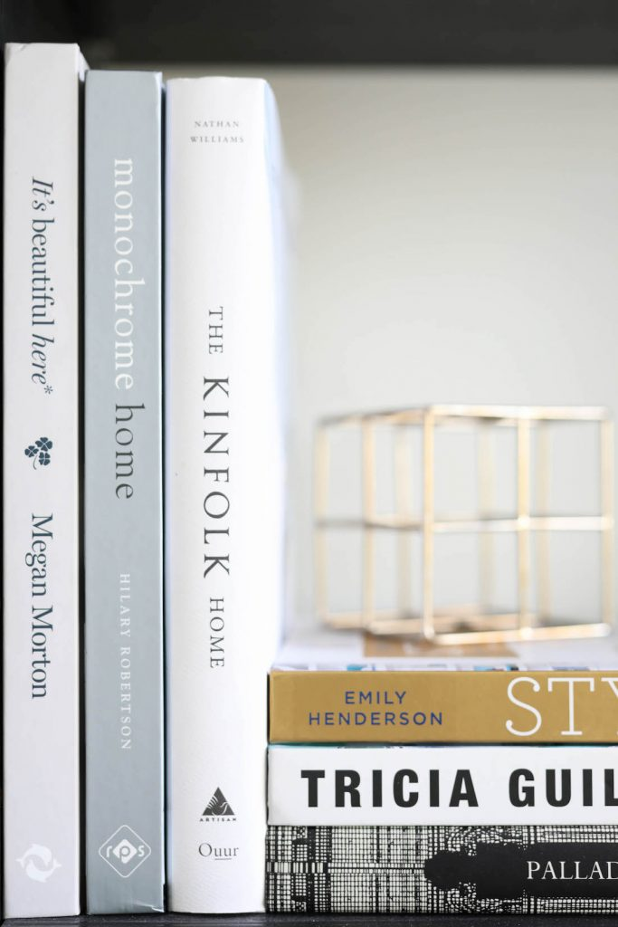 Interior books products to style your home
