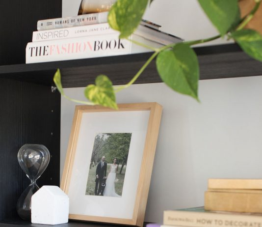 Personalise with framed photos