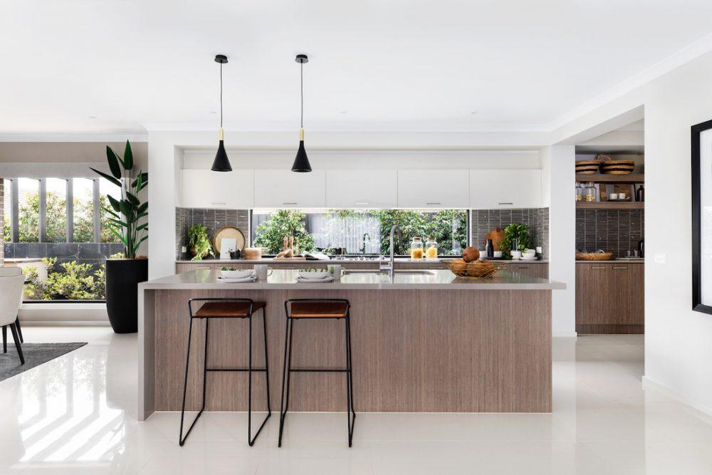 Wanderlust kitchen styling