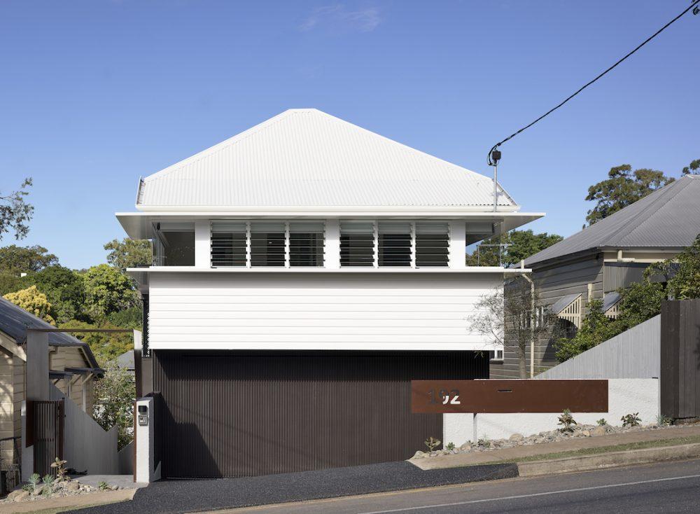 Queenslander home Onyx by Graya
