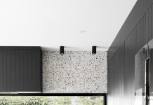 GIA Bathrooms & Kitchens_Beaumaris terrazzo tile kitchen