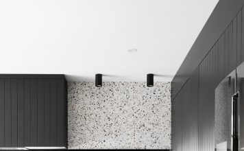 GIA Bathrooms & Kitchens_Beaumaris terrazzo tile kitchen