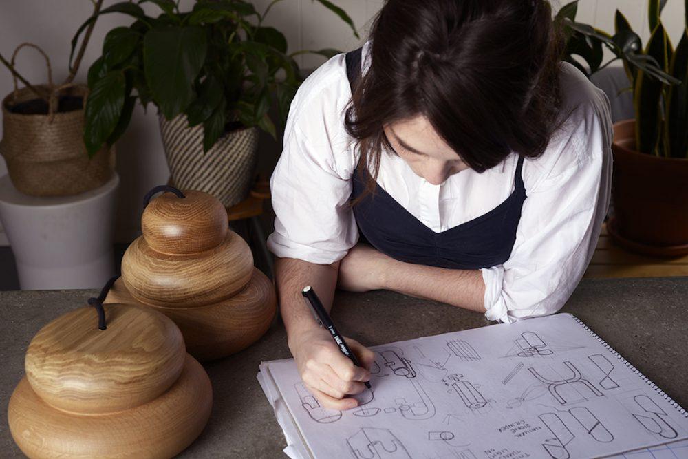 Geri Sloyan YOS Studio design sketching