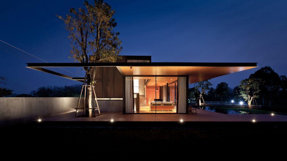 External house lighting