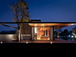 External house lighting