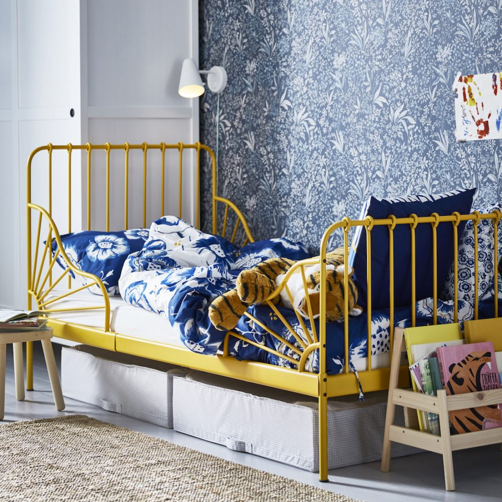 MINNEN childrens bed_IKEA 2020 catalogue