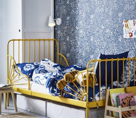 MINNEN childrens bed_IKEA 2020 catalogue