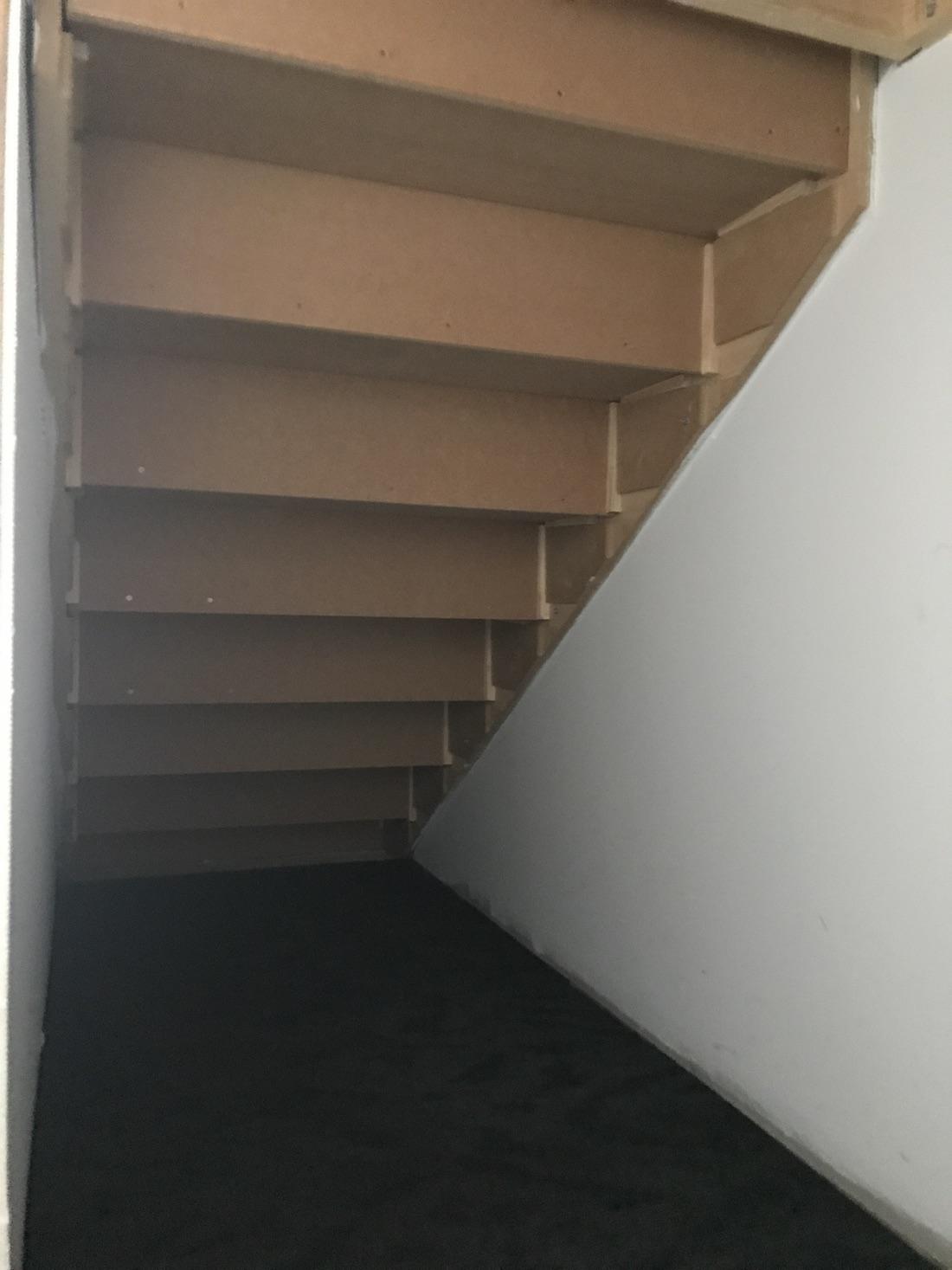 Under stair area