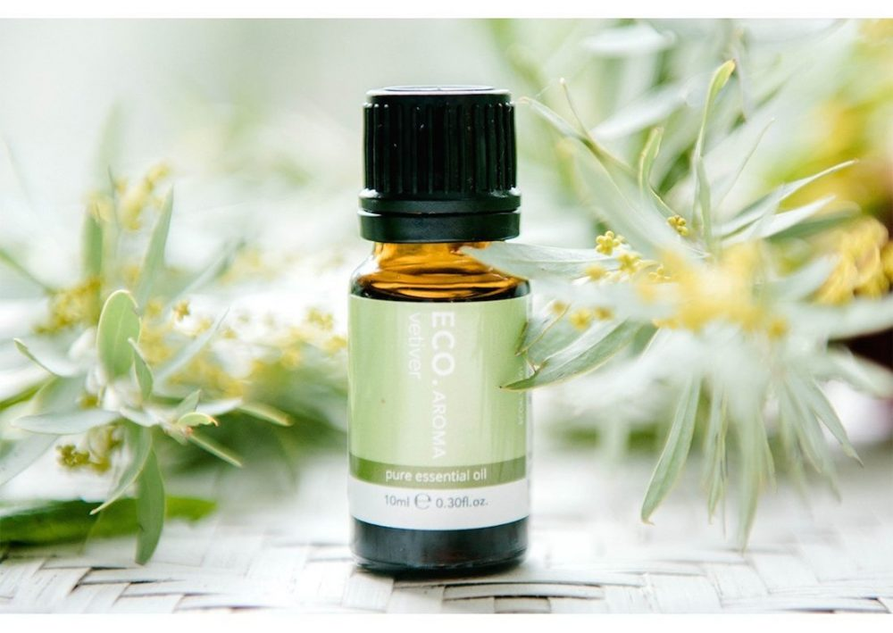 Vetiver Eco essential oil