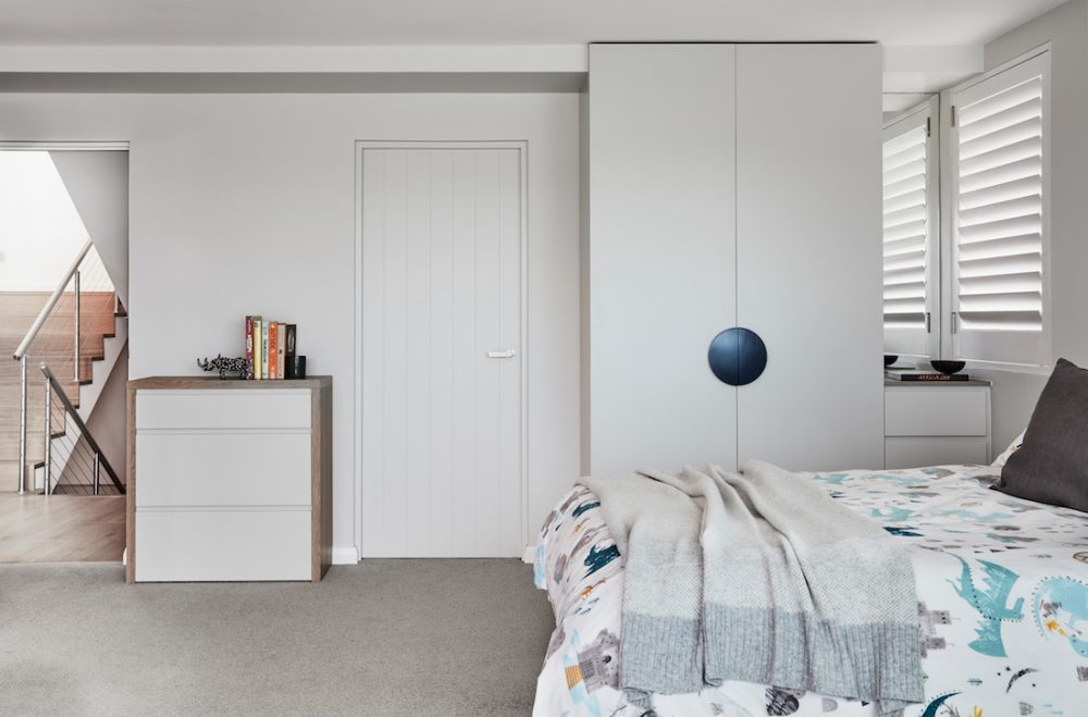 Childrens bedroom styled by Oliver Myles