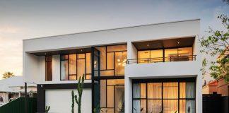 Coolbinia home facade