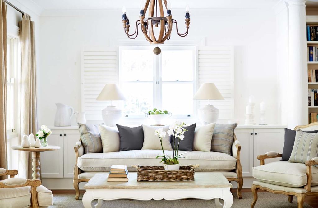 Provincial living room most popular interior design styles