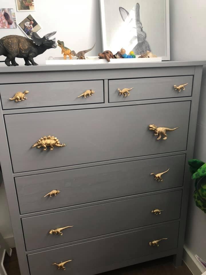 Dinosaur handle Kmart