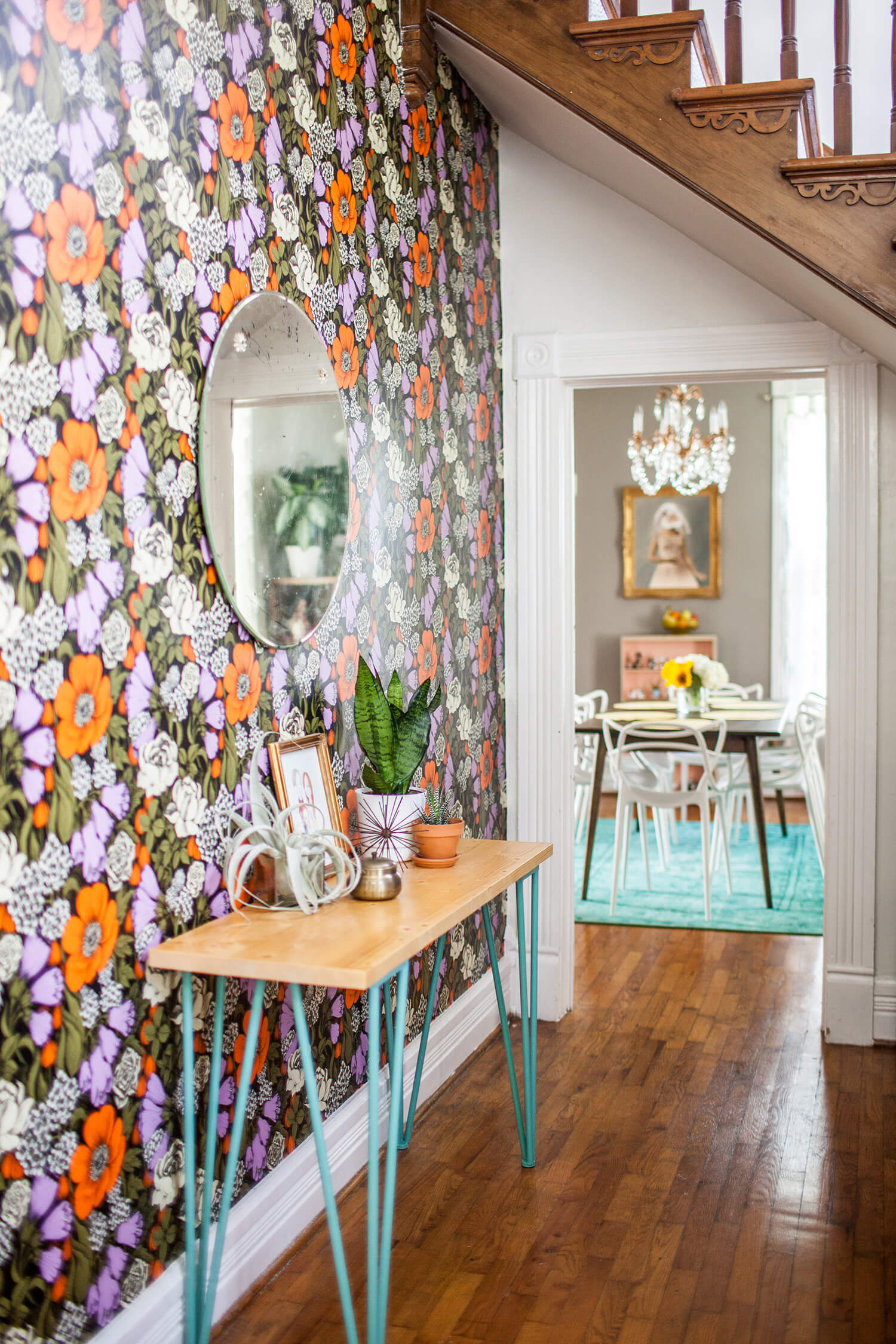 Eclectic entry most popular interior design styles