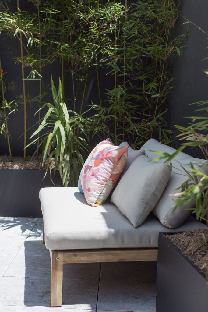Erskineville courtyard_outdoor lounge
