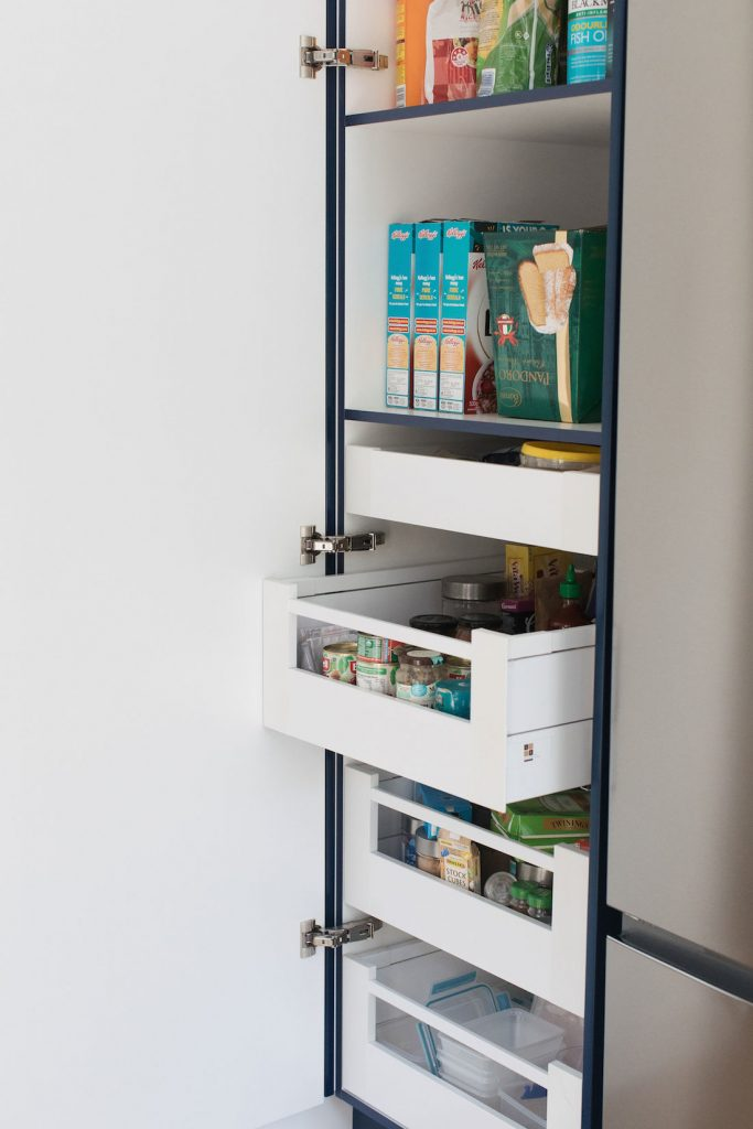 Erskineville kitchen dining_clever storage for pantry