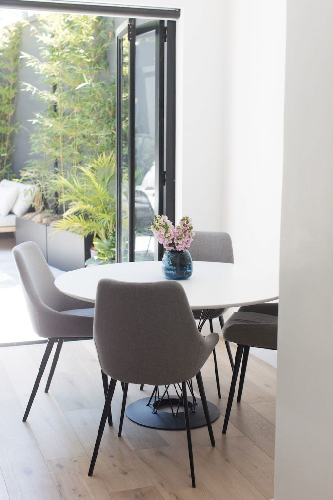 Erskineville kitchen dining_dining area