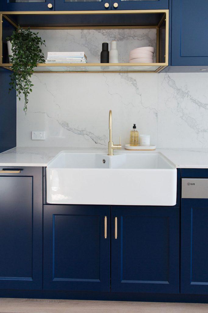 Erskineville kitchen dining_farmhouse sink