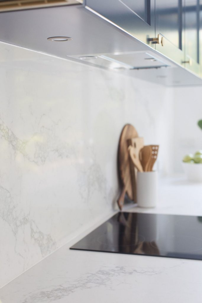 Erskineville kitchen dining_marble backsplash
