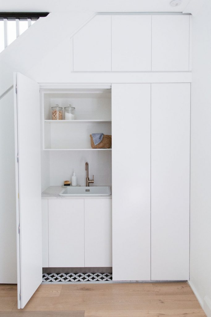 Erskineville laundry_left door open