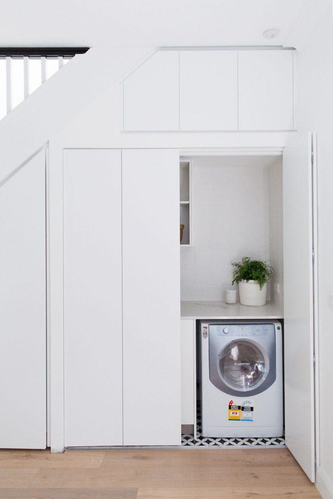 Erskineville laundry_right door open