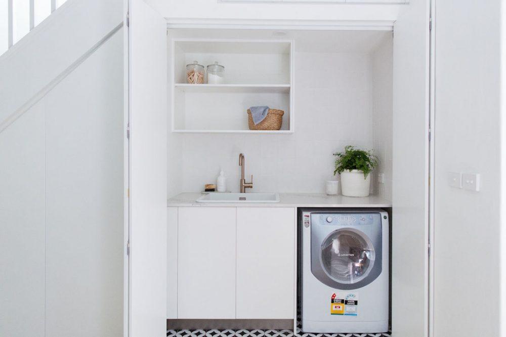 Erskineville laundry_three doors open Join the #stylecuratorchallenge