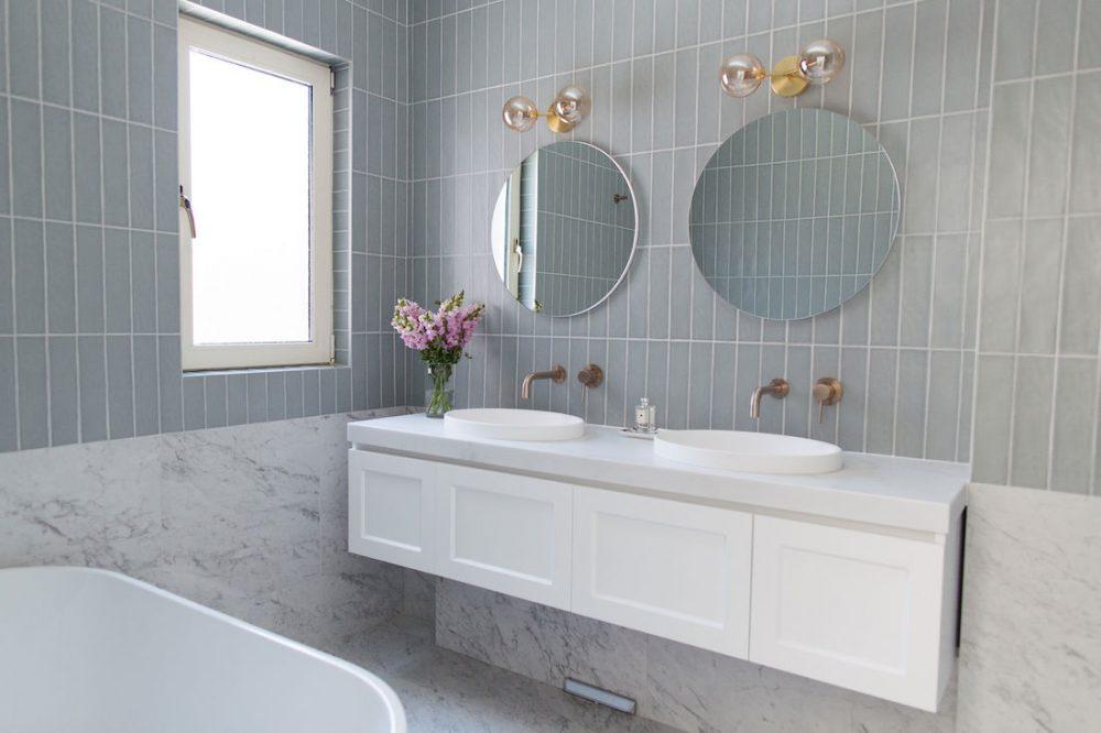 Erskineville main bathroom_bath and tiles