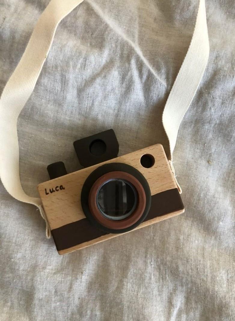 Kmart hack_wooden camera_after