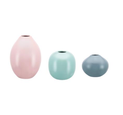 Kmart trio vases