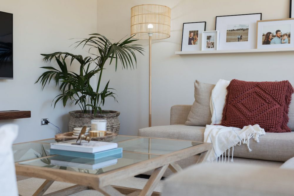 Living room details_beachy style