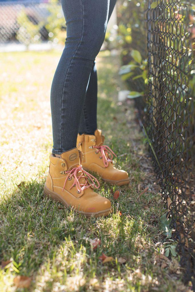 Oliver boots_closeup