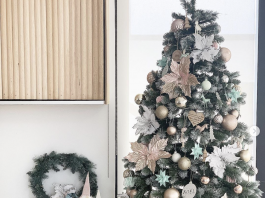 Style Curator challenge winner Christmas floral