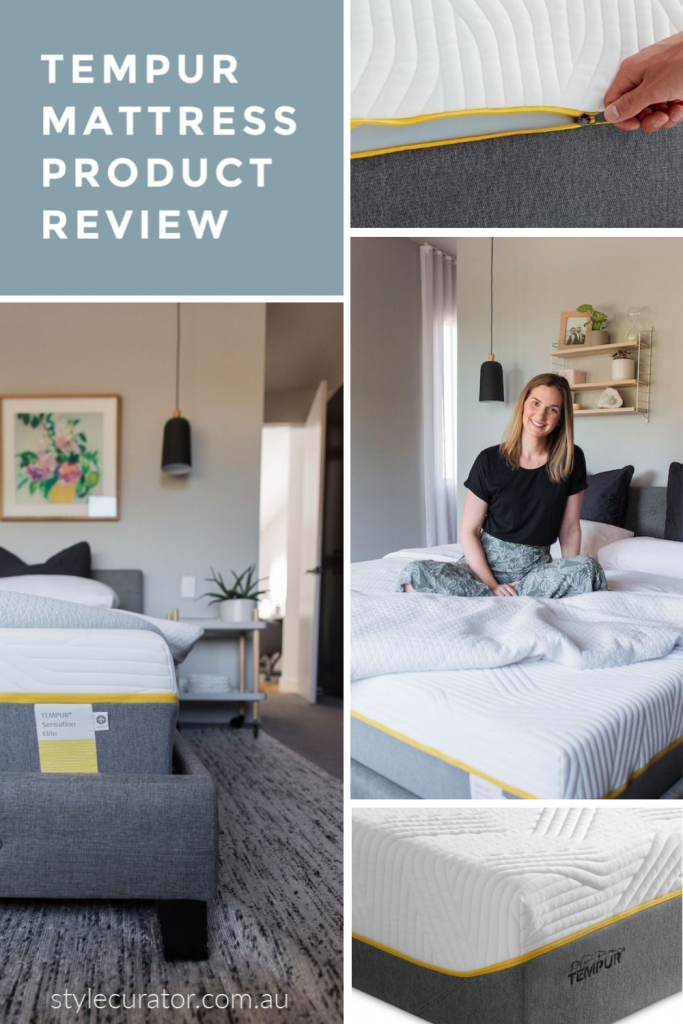 Tempur mattress product review