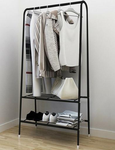 Catch clothes rack