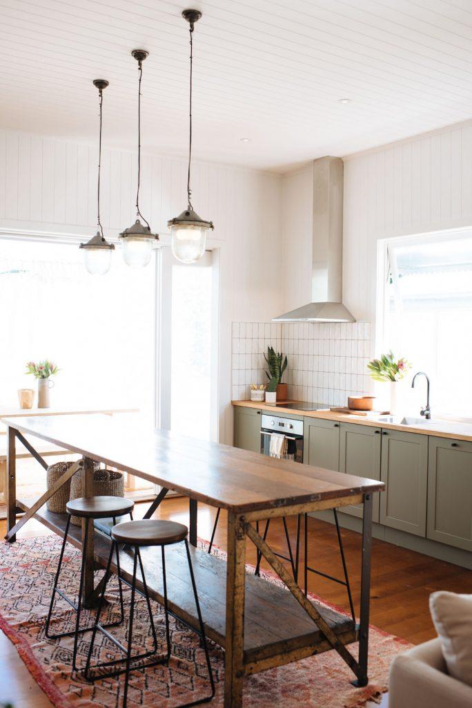 CollectiveGen boho kitchen