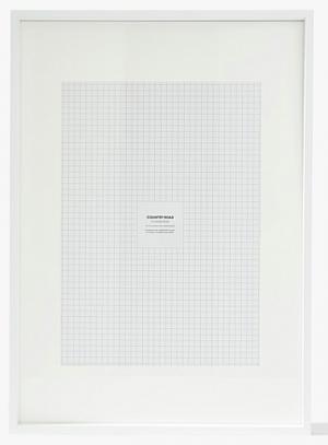 A1 poster frame