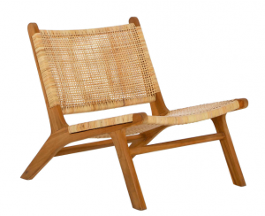Outdoor occasional chair