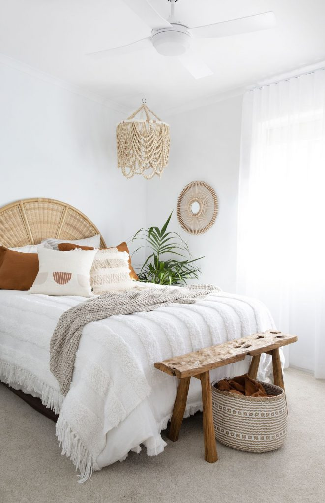 Villa Styling bedroom