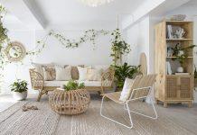 Villa Styling_boho living room