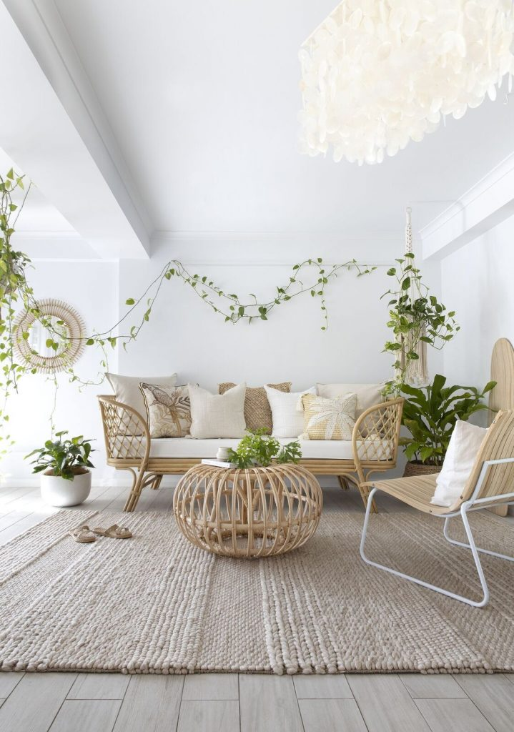 Villa Styling_indoor trailing plants